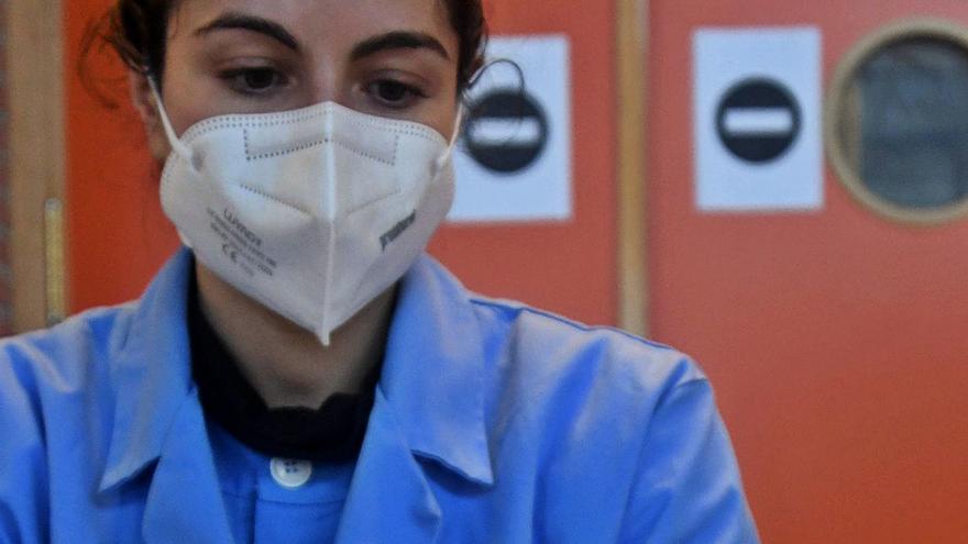 La gripe se disipa en la Región gracias a las mascarillas y la distancia social