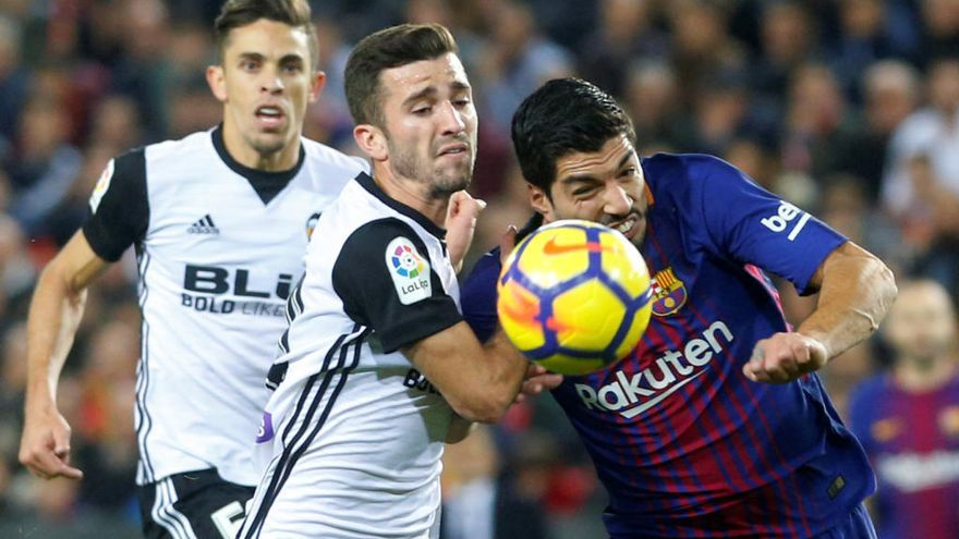 El Valencia CF se enfrentará al Barça en la Copa