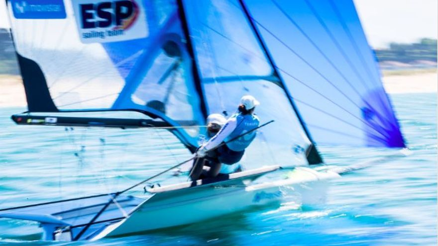 Paula Barceló acaba séptima en la Semana Internacional Olímpica de Kiel