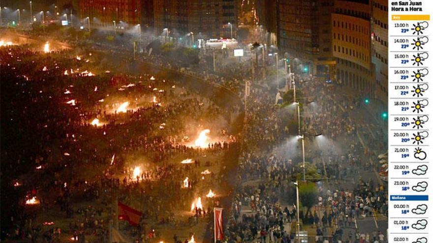 Respuestas para la noche de San Juan en A Coruña