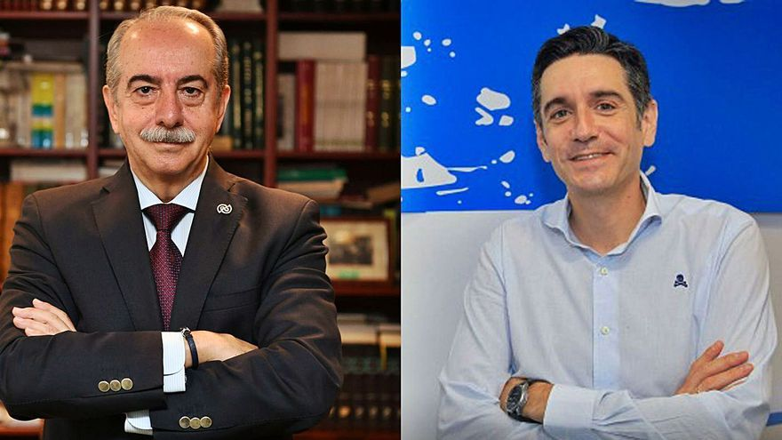 Abanca aparta a Fernando Vidal y nombra presidente a Antonio Couceiro