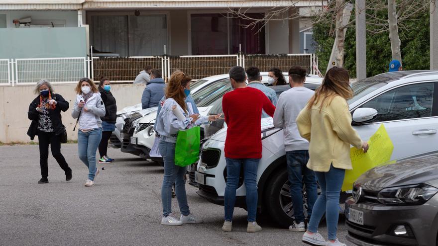 Sanitarios de Ibiza en pie de guerra por la equiparación salarial