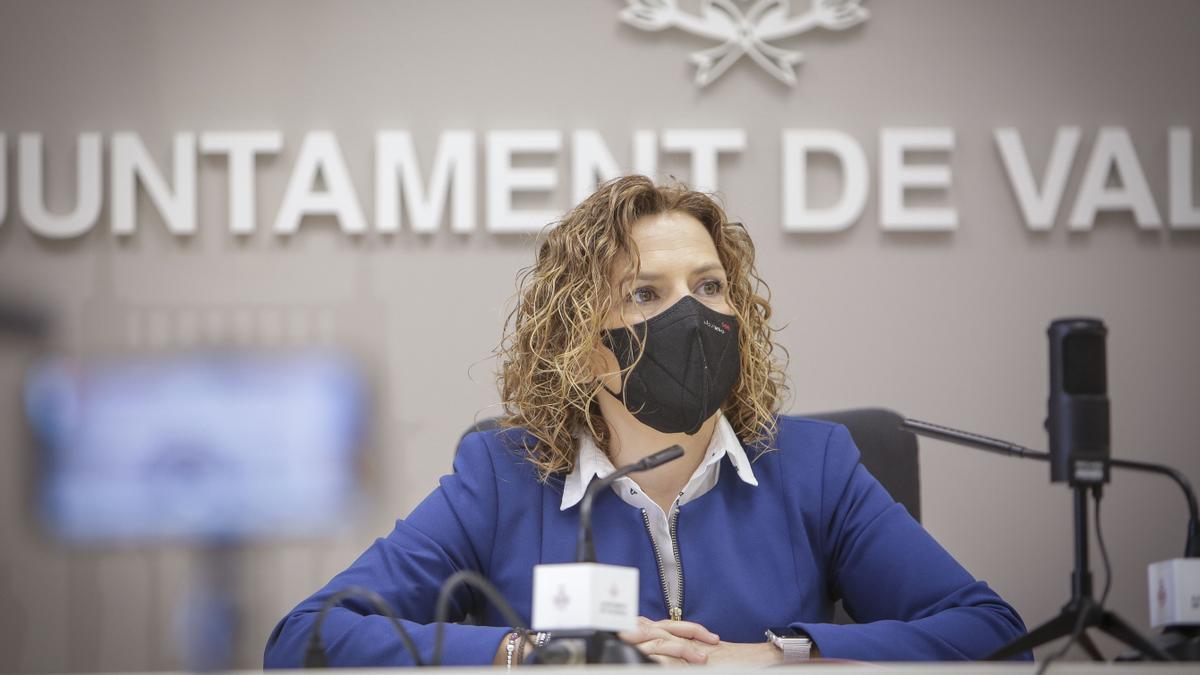 Pilar Bernabé ha presentado los primeros datos de las ayudas