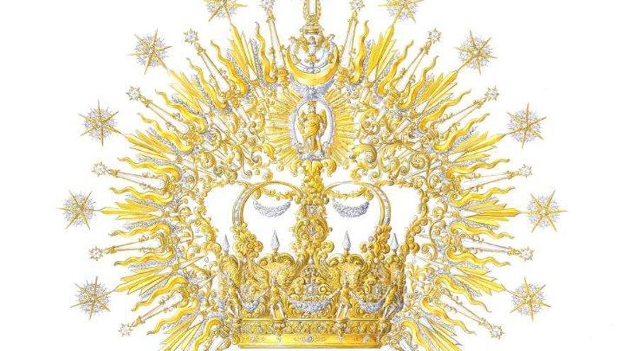 Manuel Valera realizará la corona canónica de la Virgen de la Paz