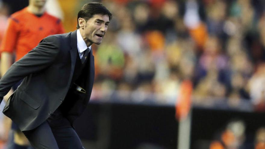 Marcelino García Toral, nuevo entrenador del Valencia