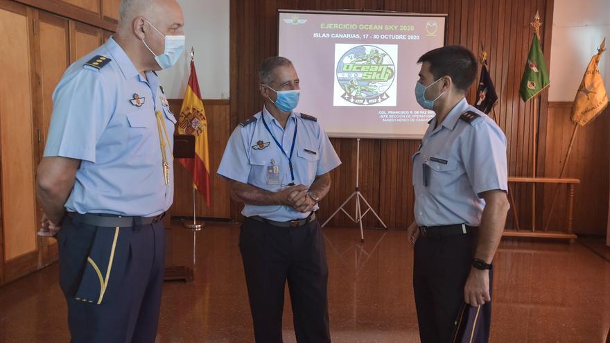 Operación Ocean Sky del Ejército del Aire