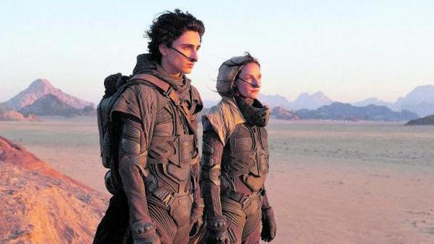 'Dune', una nova versió després del desengany dels anys 80