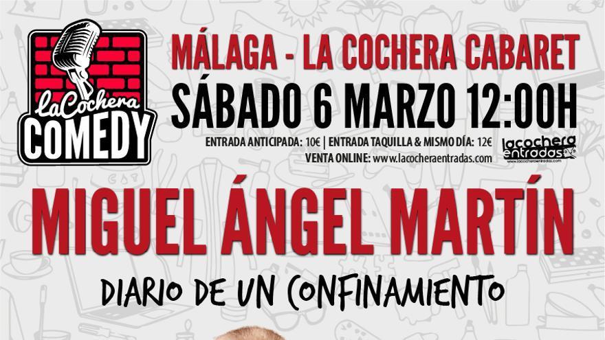 Miguel Ángel Martín
