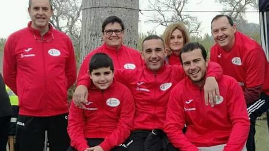Carlos Moreno logra la cuarta victoria seguida en la Liga                de Invierno de piragüismo