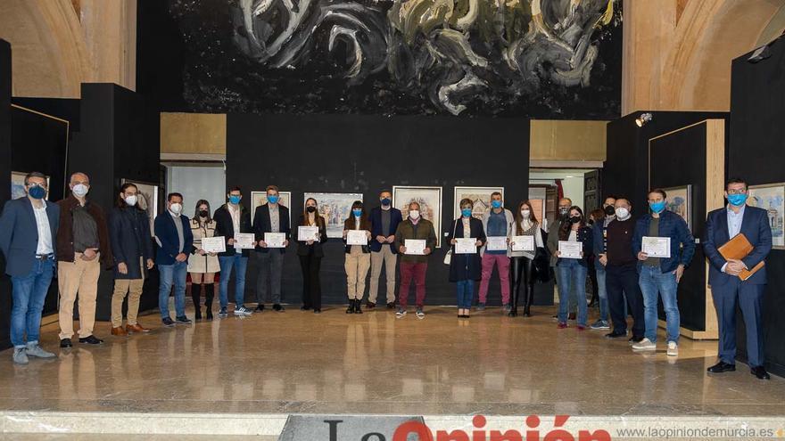 Entrega de los Premios Extraordinarios de Educación en Caravaca