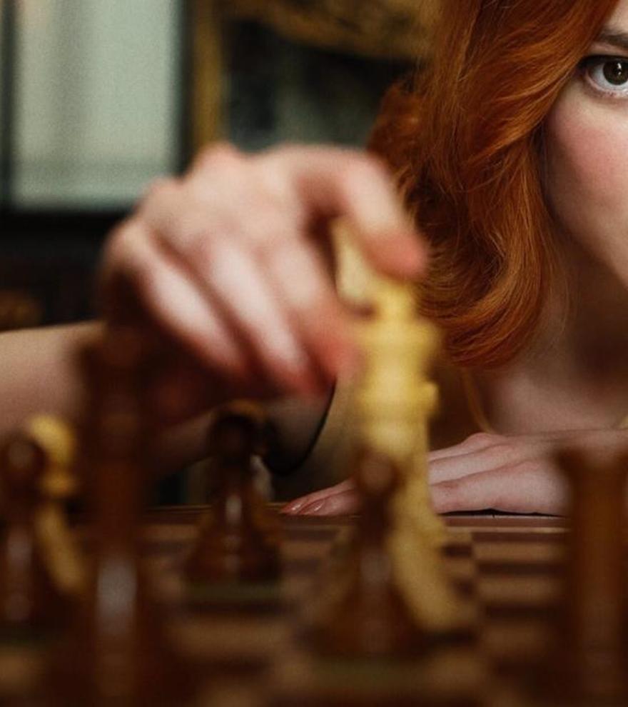 'Gambito de dama', la miniserie más vista de la historia de Netflix