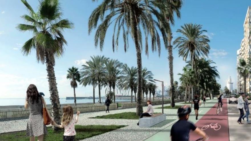 Málaga encara su segunda modernización para entrar en la 'liga' de las grandes ciudades europeas