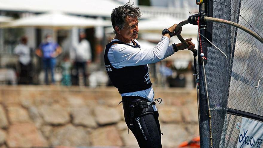 Alex Büchau logra el título autonómico de Raceboard