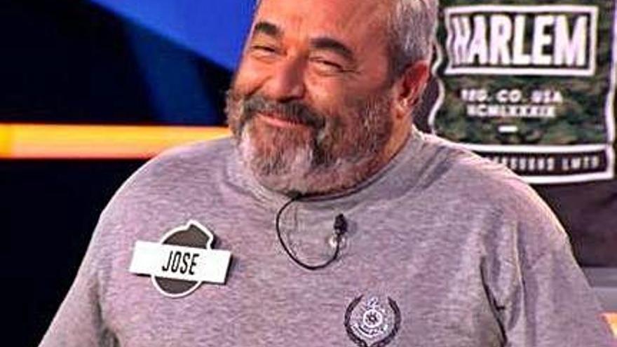 Mor per un infart José Pinto, exconcursant de   Los Lobos a «¡Boom!»
