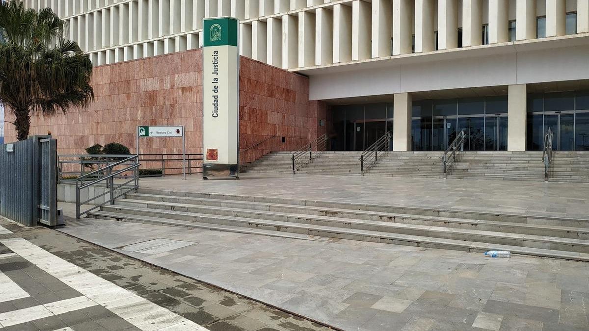 Una imagen de la Ciudad de la Justicia.
