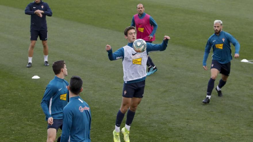 El Sporting amplía el contrato de José Gragera hasta 2024