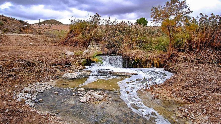 Aspe protegerá el paraje natural Los Algezares limitando su uso