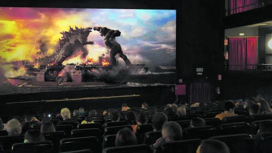 Monstruos al rescate de las salas de cine