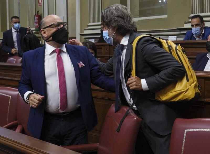 Pleno del Parlamento (03/09/21)