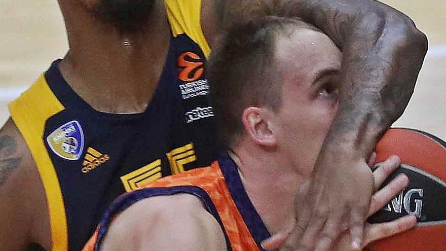 Hermannsson rescata al Valencia Basket
