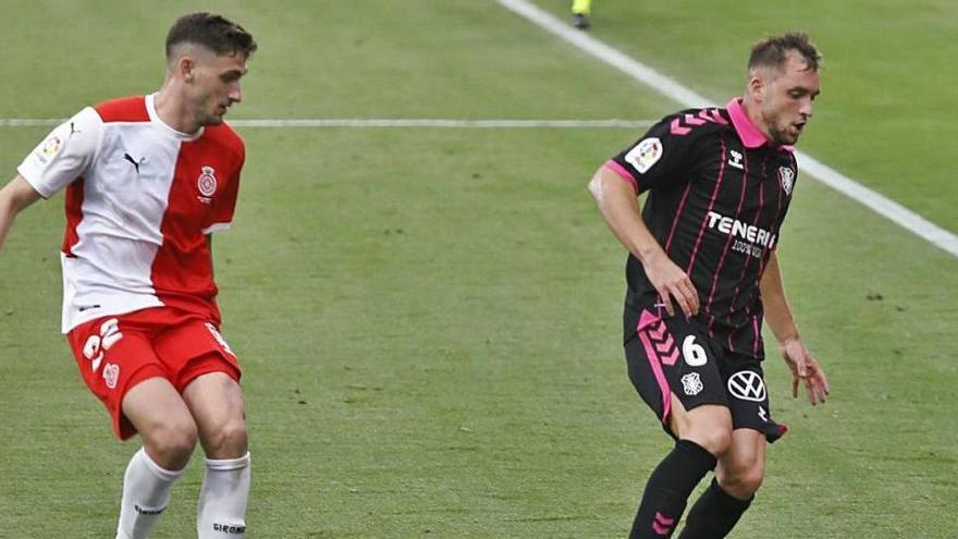 El Girona enllaça per segona vegada tres triomfs seguits aquesta temporada