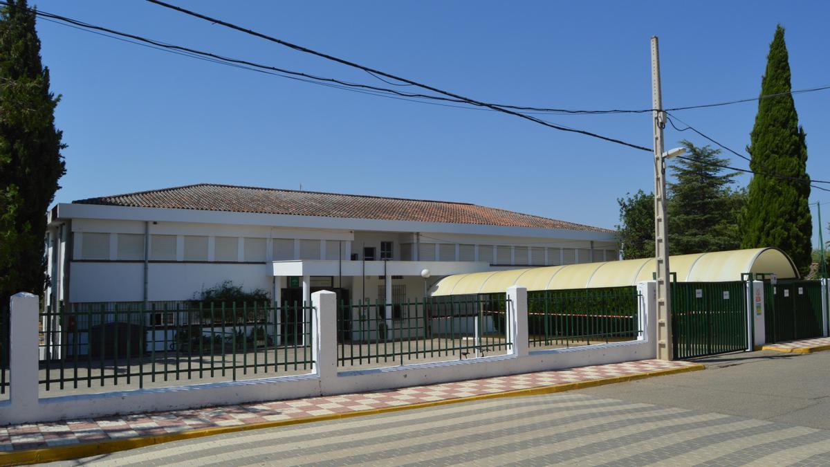 Colegio Blas Infante de Fuente Carreteros