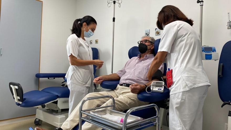 El hospital de día de Cardiología del Reina Sofía evitará unos 350 ingresos al año