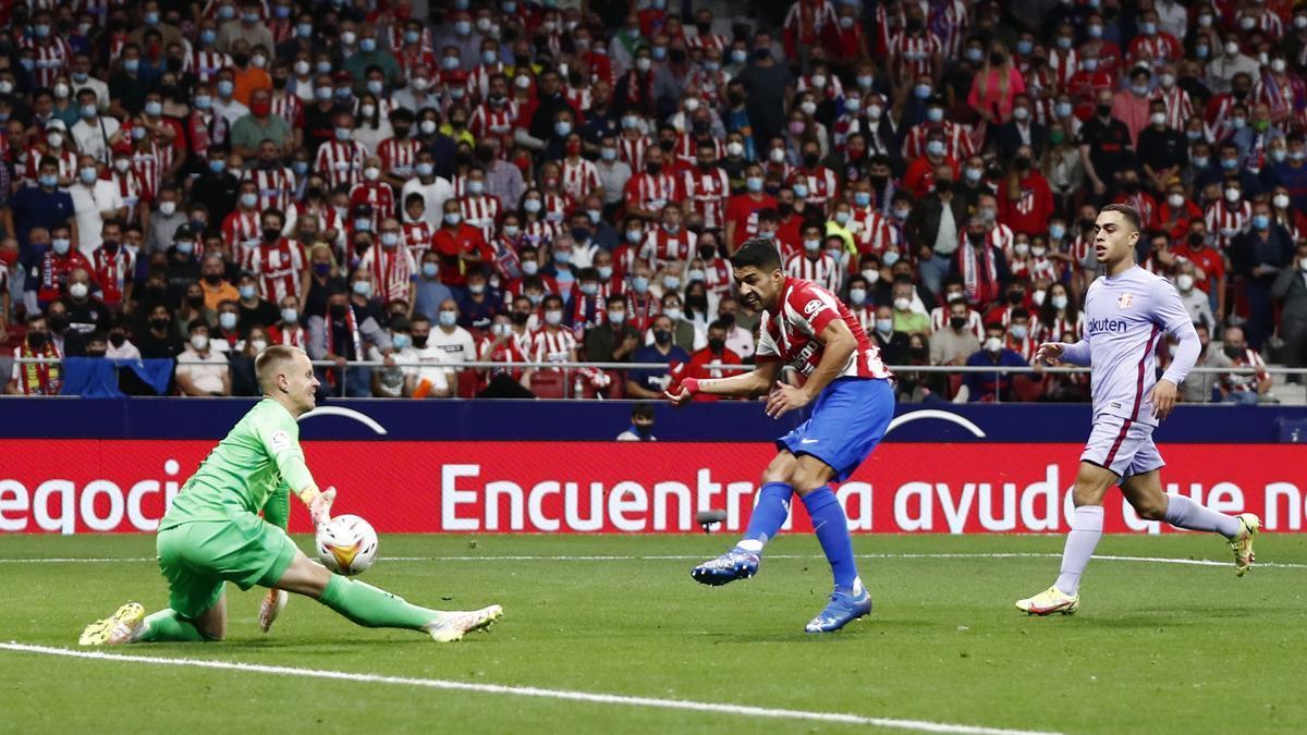 LaLiga - Atletico Madrid v FC Barcelona