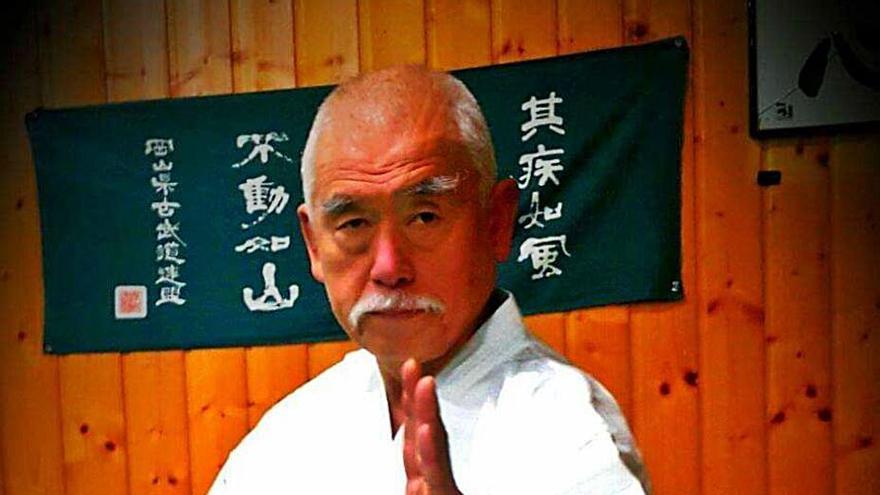 Karate: Fallece Kohata, el maestro que elevó a Asturias a potencia en gensei ryu