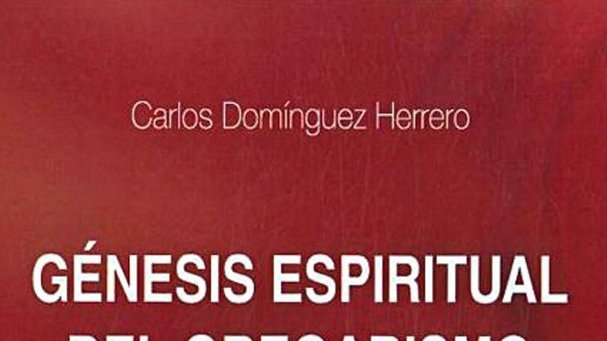 """Carlos Domínguez presenta """"Génesis Espiritual del Gregarismo"""""""