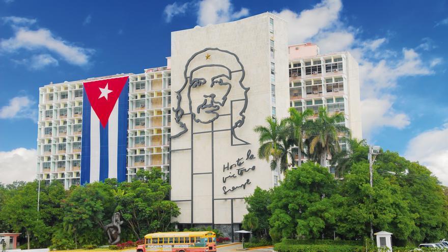 Activistas cambian el nombre de la Plaza de la Revolución de Cuba en Google Maps