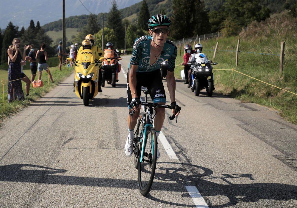 Decimosexta etapa del Tour de Francia (La Tour du Pin - Villard de Lans).