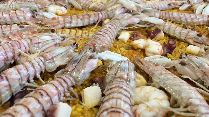 Las Jornadas de la Galera del Grau de Castelló 'reinventan' las recetas con productos de proximidad
