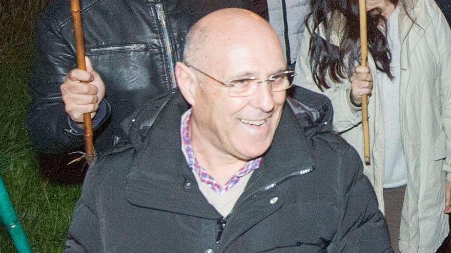Adiós a Luis Trillo, activista y vecino perjudicado por el desarrollo de Xuxán