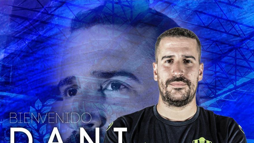 Dani Aranda, cuarta incorporación del Atlético Benavente