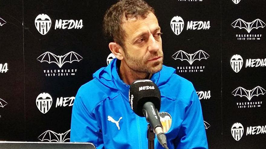 Emer Esteve sustituye a Fernando Gómez al frente del Benigànim