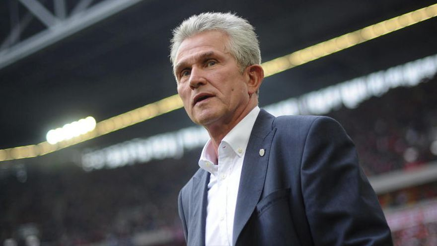 """Jupp Heynckes toma las riendas del Bayern de Múnich """"como un acto de amistad"""""""