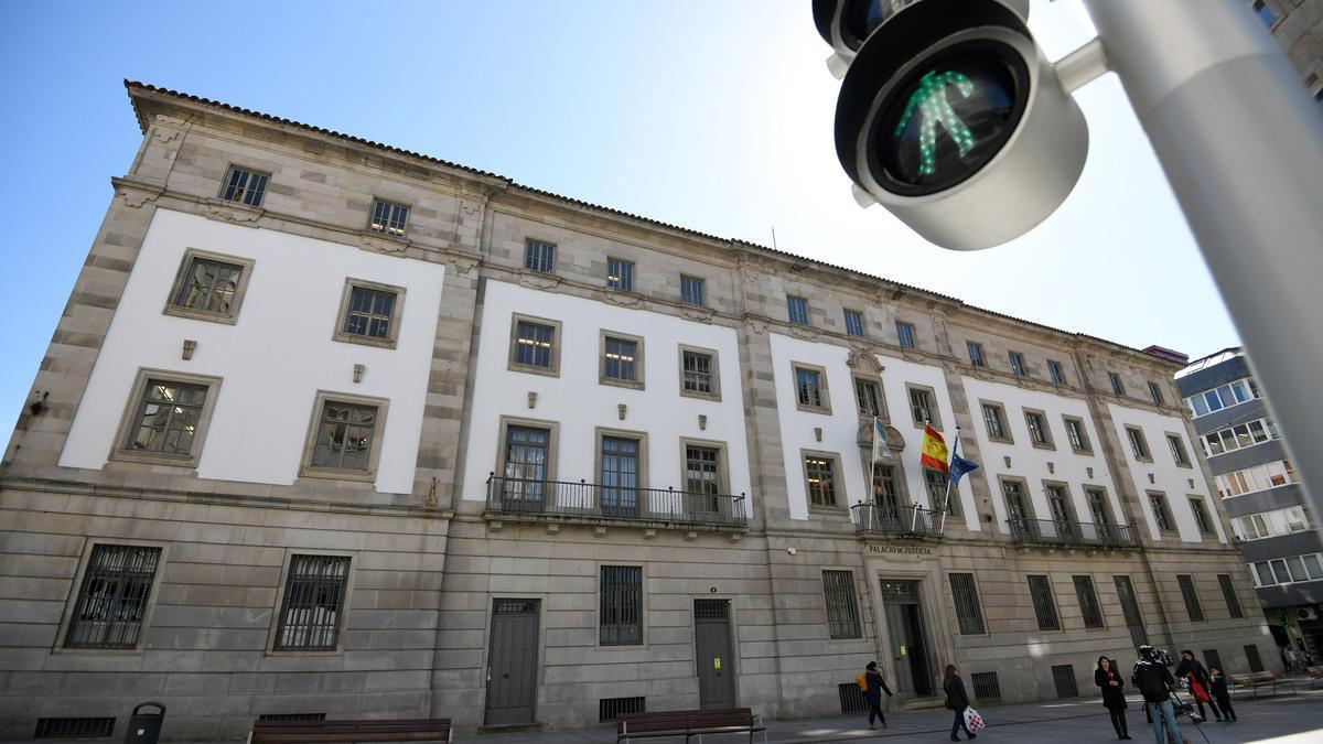 Audiencia Provincial de Pontevedra
