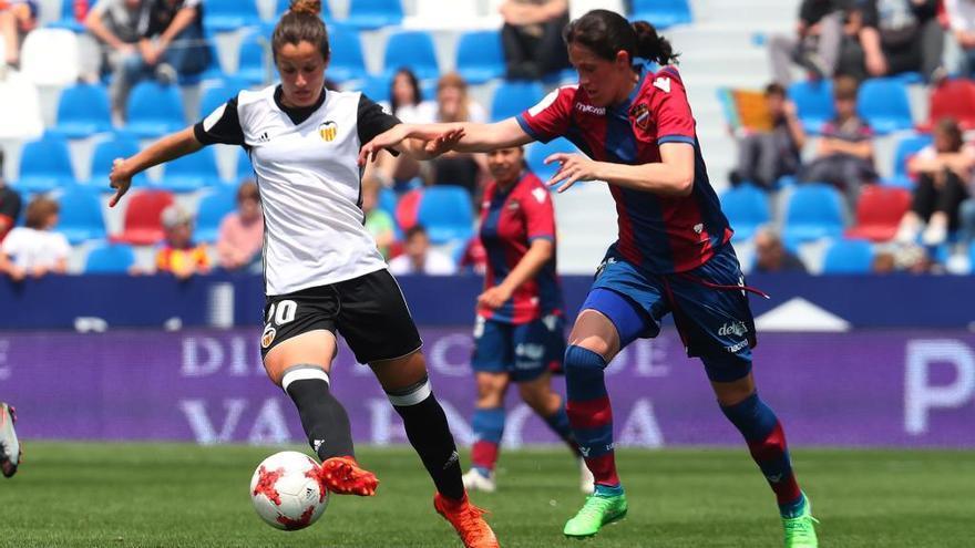 El Valencia asegura la Copa y el Levante UD se la juega