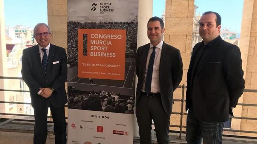 El Congreso Murcia Sport Business reunirá a Scariolo, Toni Nadal y Lete