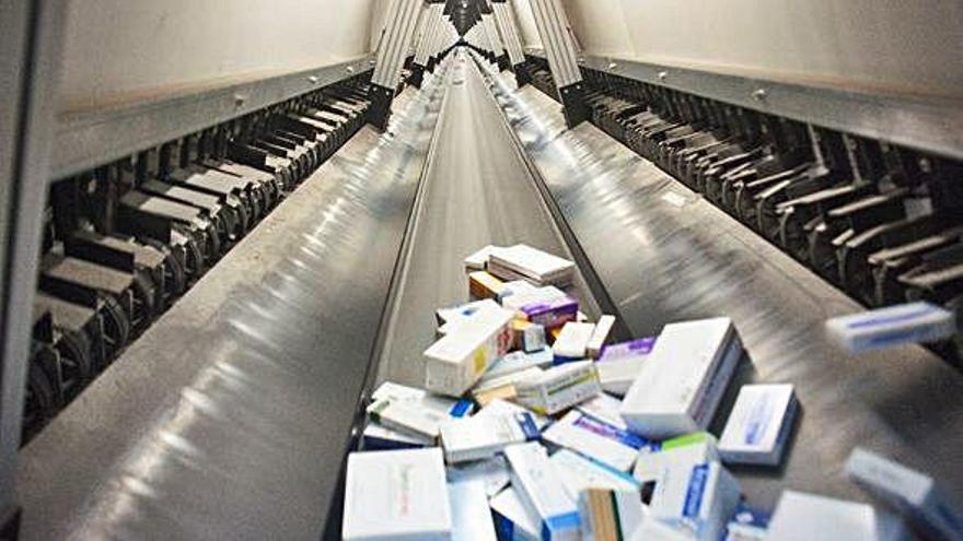 Adiro escasea en farmacias isleñas tras el suministro limitado de Bayer