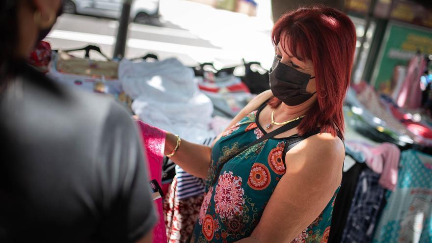 Los vendedores del rastro solicitan volver al entorno de La Recova