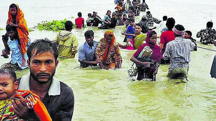 Quan el canvi climàtic obliga a emigrar