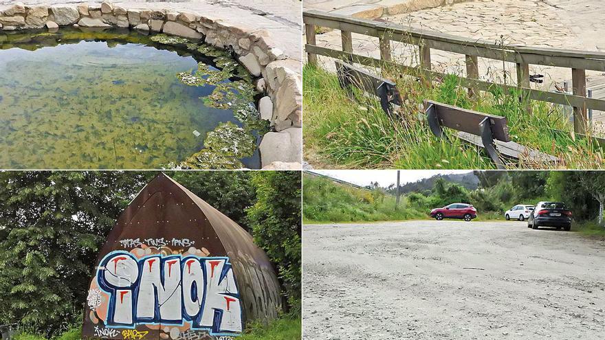 ¿Quién se baña aquí?: el tesoro termal se oxida tras catorce meses cerrado y sin mantenimiento