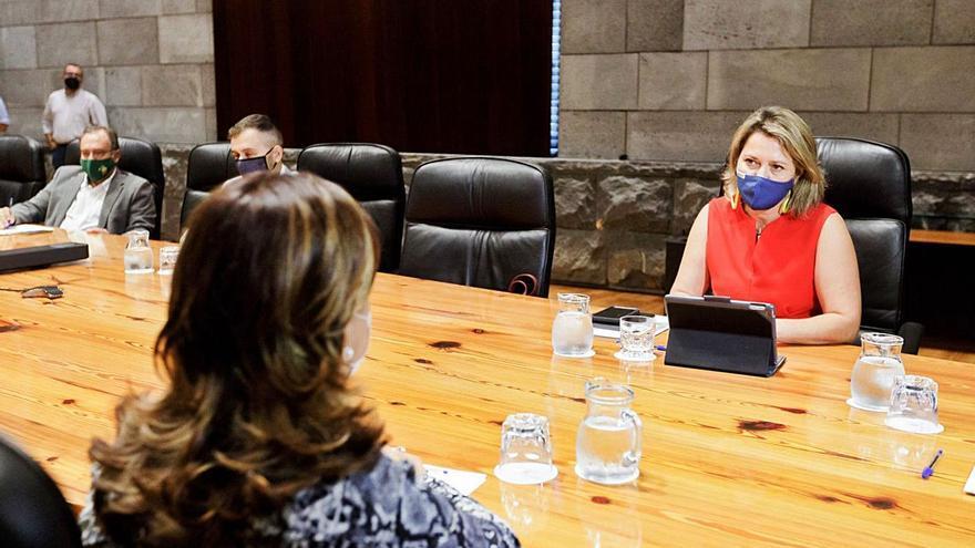 Canarias se plantea ya un 'plan B' para compensar el recorte del Posei