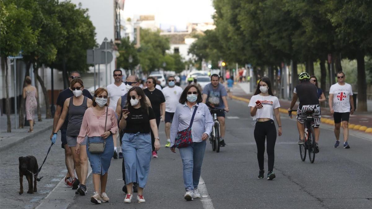 Desescalada en Córdoba: la velocidad máxima se reducirá a 30 kilómetros por hora