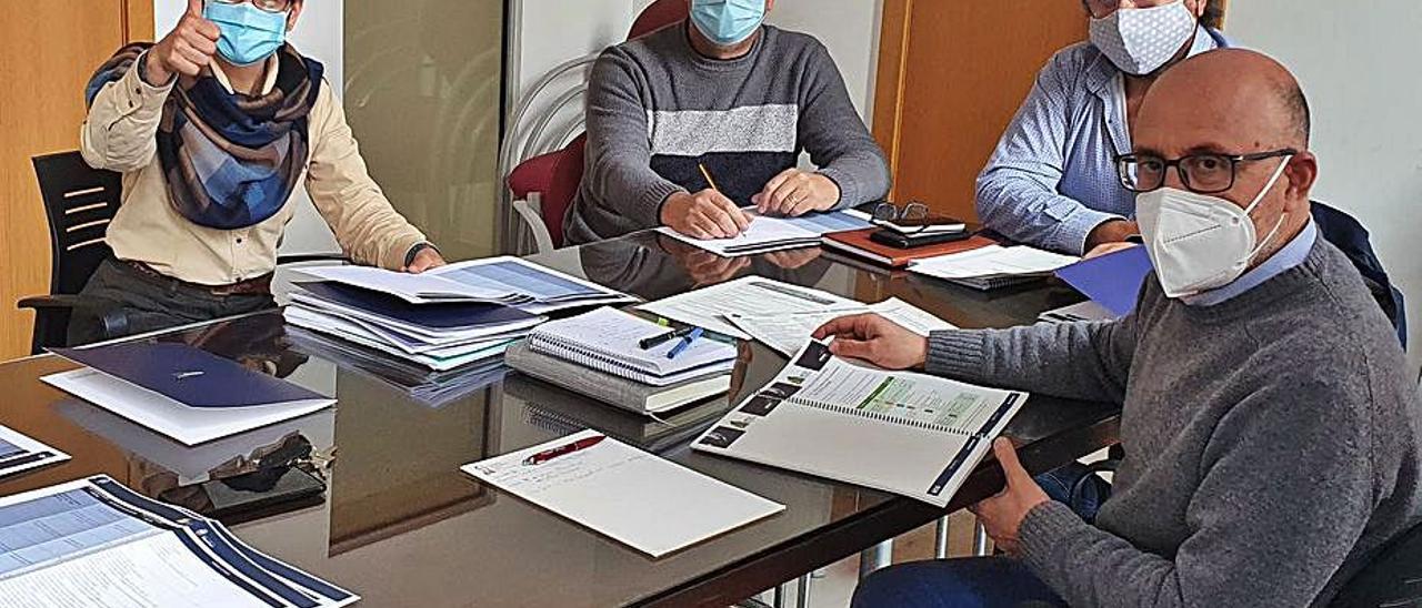 Reunión sobre el Plan 2030 de Monóvar   INFORMACIÓN