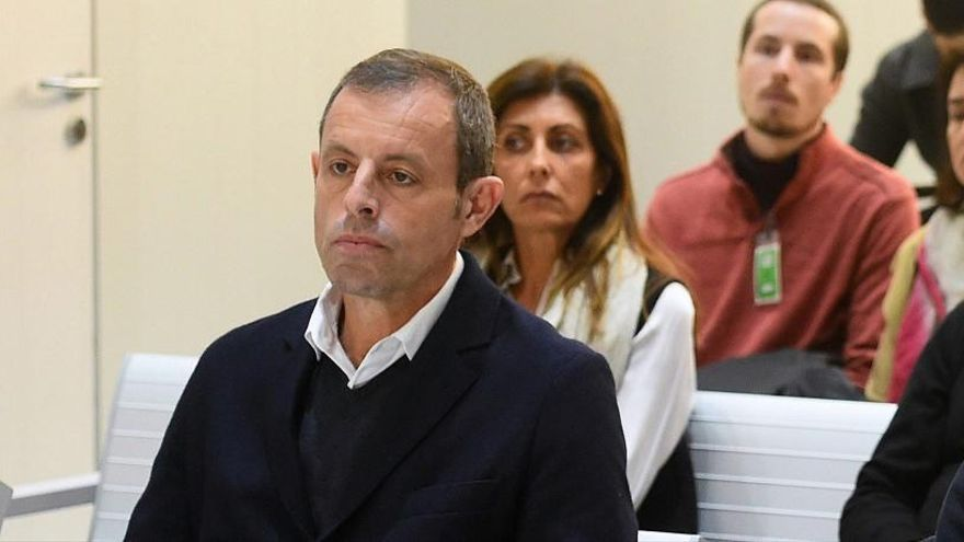 Rosell se queja de una diferencia de trato respecto a Pujol, Villar o González