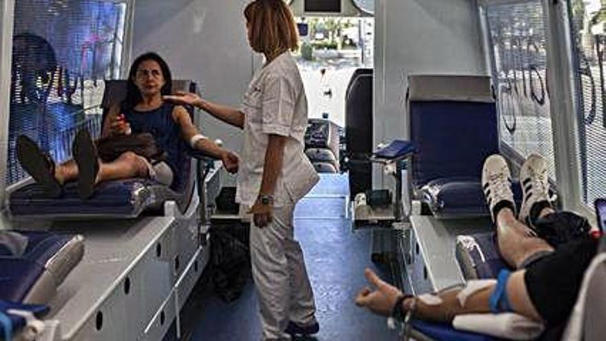 Donar sangre en Zamora te lleva al cine gratis