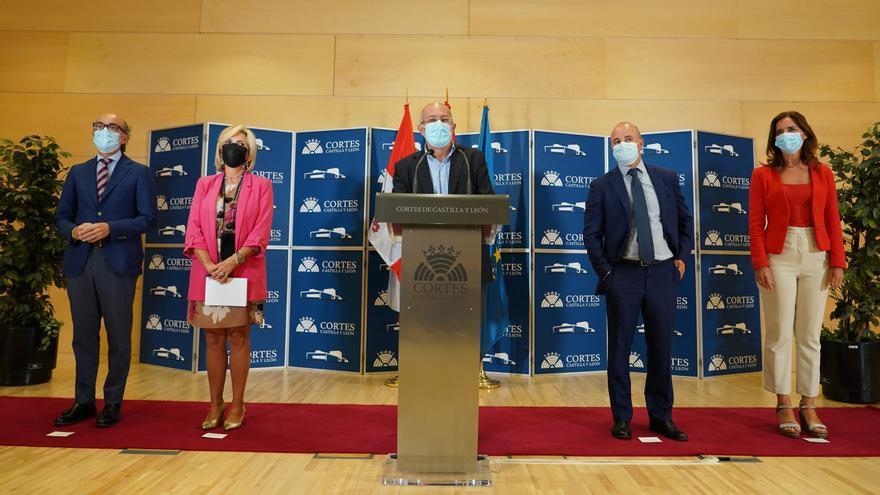 """Igea tacha de """"error político estratégico"""" el voto del PP para eliminar el Plan Aliste"""